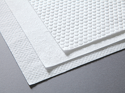 cotton embossed non woven fabric marusan industry co ltd